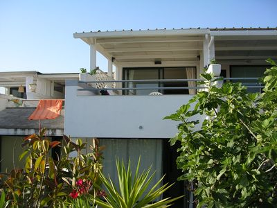 Photo for Sa Casitta - 2 bedrooms, 2 bathrooms, 6 sleeps, living and terrace sea view