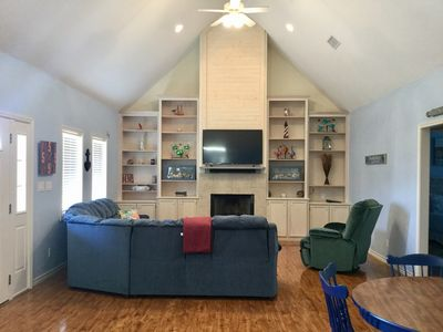 Photo for 3BR House Vacation Rental in Crsytal Beach, Texas
