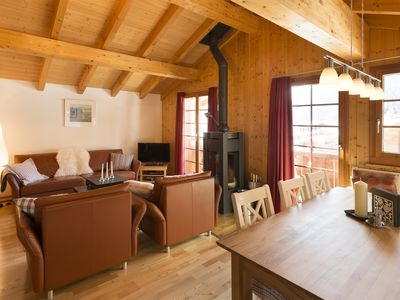 Photo for Luxurious Wellness Chalet for Relaxing Holidays