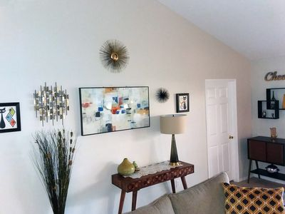 Photo for Home on the Golf Course...Walk to Salt Water Pools, Tennis and Dining