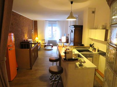 Photo for SMALL LOFT TOULOUSAIN CENTER CITY J. JAURES POSSIBLE PARKING