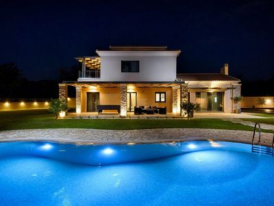 Photo for Villa Alisha - Contemporary & Stylish with Private Pool and just 900 meters to the Beach! - Free WiFi