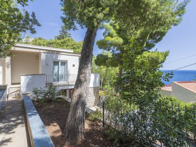 Photo for Vacation home Punta Priola in Palermo - 6 persons, 3 bedrooms
