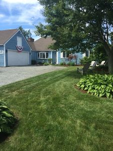 Photo for Eastward Look, Narragansett:  Summer and URI, Prime Location, Walk To Beach