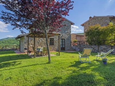 Photo for Vacation home I Lecci in Greve in Chianti - 8 persons, 3 bedrooms