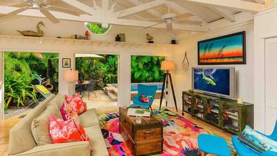 Photo for << THE CORAL FROG @ CASA MARINA >> Modern Home & Private Pool + LAST KEY SERVICE...
