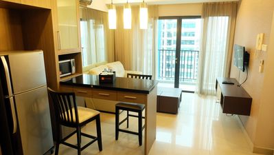 Photo for 1 Bedroom / 2 Bedroom Luxury Hampton's Park Apartment By Travelio - Jakarta