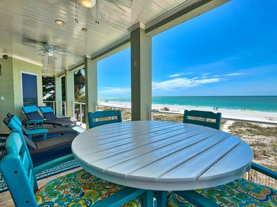 Photo for REDUCED FALL RATES! SUNSET LUXURY! DIRECT BEACH!  Pool & Elevator  Sleeps 12