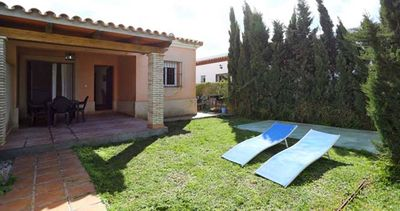 Photo for SEMI-DETACHED HOUSE IN EL PALMAR BEACH