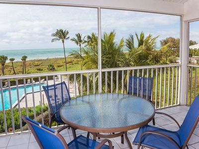 Photo for Newly Renovated, Two Bedroom, Gulf Front Condo with Loft - South Seas Beach Villa