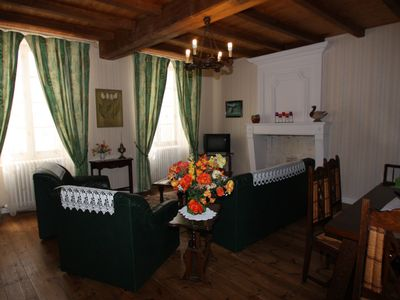 Photo for 3BR Cottage Vacation Rental in Mesnac, Nouvelle-Aquitaine