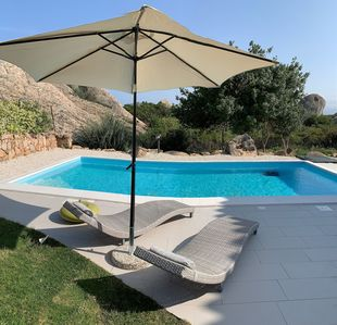 Photo for Art Villa - Fantastic Holiday Home with Pool with Saltwater; Garage Available
