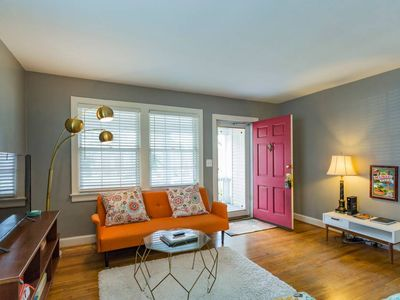 Photo for Super Cool  Bungalow - Minutes to Vanderbilt and Downtown