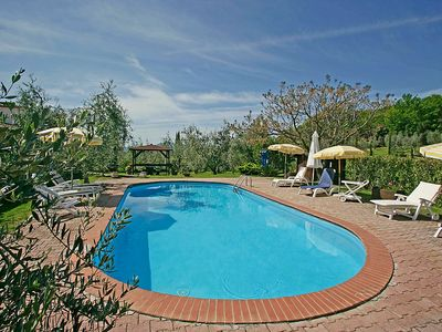 Photo for House in Roccastrada with Parking, Internet, Washing machine, Pool (118267)