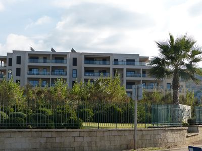 Photo for T2 APARTMENT IN RESIDENCE OF STANDING AT 100M FROM THE BEACH