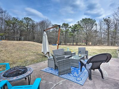 Photo for Family Home w/Fire Pit - 3.5mi to Pocono Raceway!