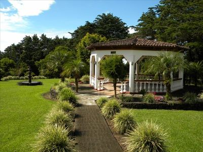 Come Visit us in Costa Rica. Our peaceful gardens will recharge your spirit.