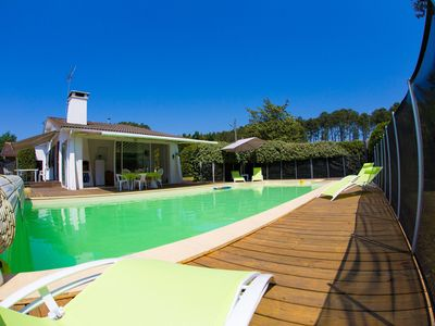 Photo for 2 x Villas With Large Private Heated Pool, Near Stunning Beaches