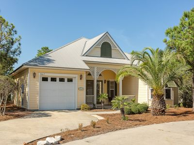 Photo for HAVE A BALL with Kaiser in Beach Ball: 3 BR/2 BA House in Fort Morgan Sleeps 8