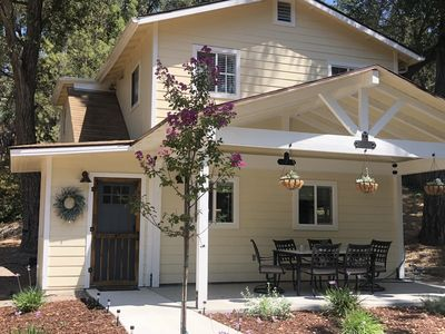 Photo for Romantic Retreat in  Wine Country - walking distance to Downtown Atascadero!