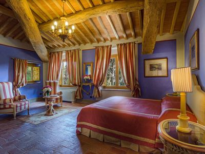 Photo for THE DWELLING OF THE INVENTOR, LUXURY BB, ROOM SAN IACOPO WITH BATHROOM ENSUITE