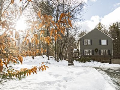Photo for 3BR House Vacation Rental in Quechee, Vermont