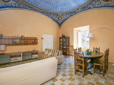 Photo for Prestigious apartment in Siena in the historic center with lift and wifi