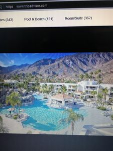 Photo for Fabulous Palm Springs Resort with biggest pool in the city! Great location.