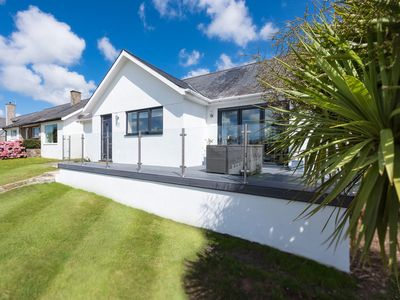 Photo for Refurbished to a high standard throughout, this luxury detached dormer bungalow is just a short walk