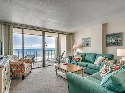 Photo for Oceanfront Condo Located In Quiet, Secured Building + FREE DAILY ACTIVITIES