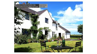 Photo for Big North Wales Farmhouse - Spectacular Position & Views, 12-15, Six Bedrooms