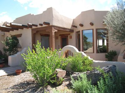 Photo for Charming Adobe Between Taos And Taos Ski Valley