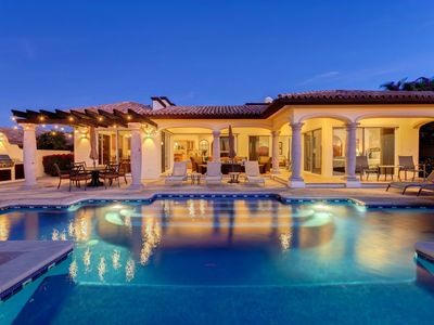 Photo for OCEAN & GOLF VIEW VILLA RENTAL, IDEAL FOR GROUPS AND FAMILIES