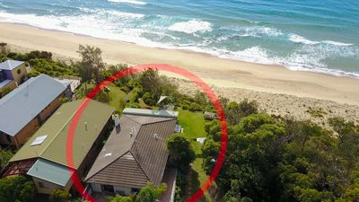 Photo for OCEAN LOOKOUT: 69 Bunga St- Magnificent ocean views & private beach access.
