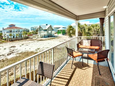 Photo for ☀Sea Star☀ 3BR-30A Seagrove-OPEN Apr 22 to 24 $556! Comm. Pool-Boardwalk 2 Beach