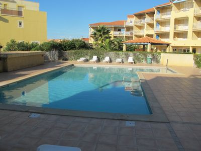 Photo for 2BR Apartment Vacation Rental in Valras-Plage, Occitanie
