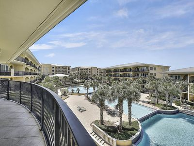 Photo for 20% OFF Remaining 2019 Stays! Beachfront Condo on 30A! Gulf Views & On-Site Amenities!