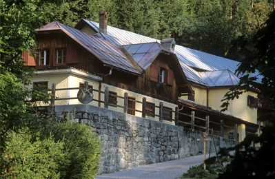 Photo for Valcastello Polo Chalet with private garden and tennis