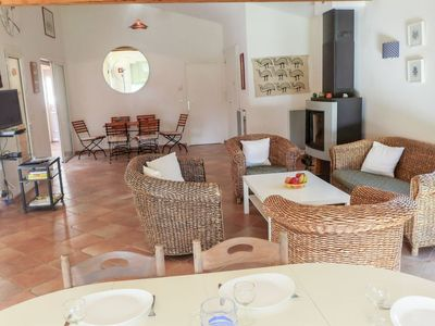 Photo for Vacation home Cassou in La Croix-Valmer - 8 persons, 4 bedrooms