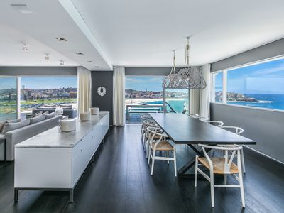 Photo for Bondi Beach Penthouse - Magnificent ocean vista