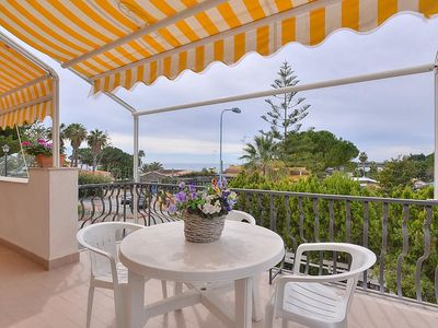 Photo for 1BR Villa Vacation Rental in Fontane Bianche