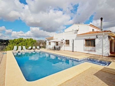 Photo for Finca Mayans - holiday home with stunning views and private pool in Be
