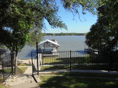 Photo for Cassel On Lake Granbury will make you want to stay forever.
