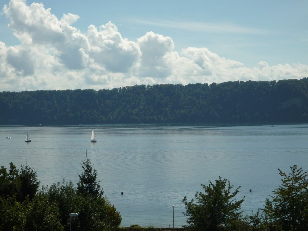 Apartment with stunning views of lake constance for Apartment bodensee