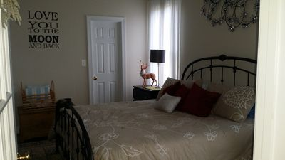 Photo for Quiet Home located in Town of Purcellville, wine country