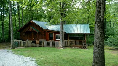 Photo for Shadys Barn - Where Couples Stay To Get Away From It All & Unwind No House Phone /Limited Cellphone