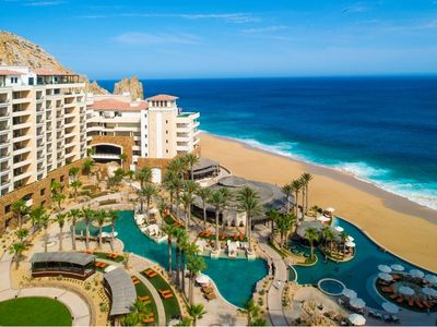 Photo for Luxury Suite - Ocean View - Grand Solmar Cabo San Lucas - Next to the Arc!