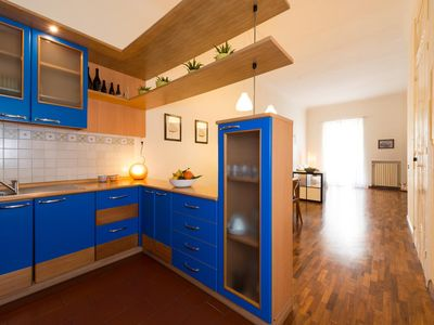 Photo for Garibaldi Center - Furnished apartment in the center - Swabian Castle Area