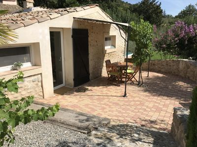 Photo for La Bergerie - Charming B & B in Provencal property