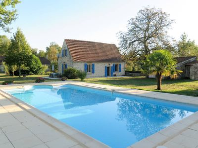 Photo for Vacation home Le Causse du Cluzel  in Pontcirq, Périgord - 6 persons, 2 bedrooms